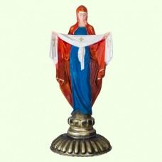 Набивная фигура Дева Мария Покрова