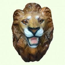 Набивная фигура Голова льва