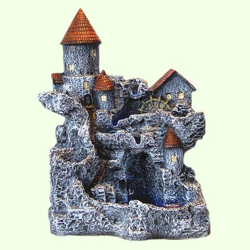 Замок из камней мастер класс
