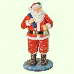 Новогодняя фигура Дед Мороз Филиппинский (Н)