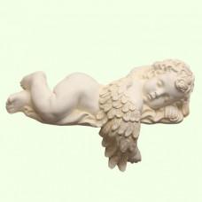 Садовая фигура Ангел уснувший