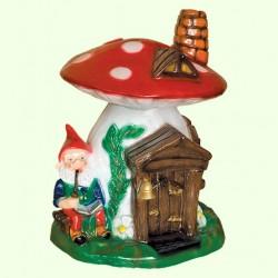 Садовая фигура Гриб-дом (Б)