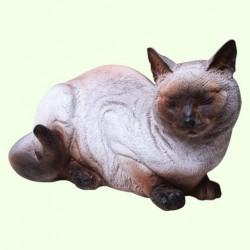 Садовая фигура Кошка сиамская