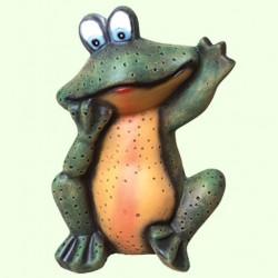 Садовая фигура Лягушонок Ричи