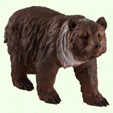 Садовая фигура Медведь бурый