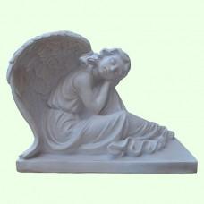 Садовая фигура Печальный Ангел