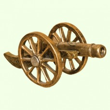 Садовая фигура Пушка