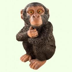 Садовая фигура Шимпанзе (Ср)