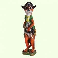 Садовая фигура Суслик пират