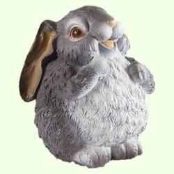 Садовая фигура Толстый заяц
