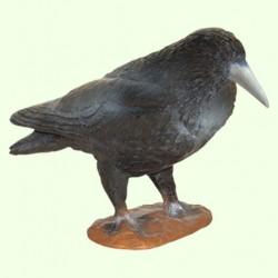 Садовая фигура Ворона