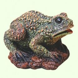 Садовая фигура Жаба болотная