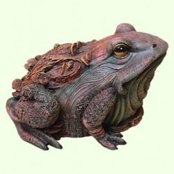 Садовая фигура Жаба древесная