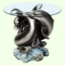 Стеклянный столик Гармония