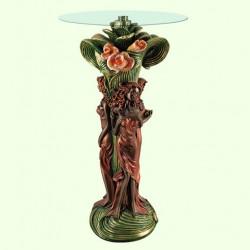 Стеклянный столик Грация (А)