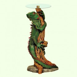 Стеклянный столик Игуана (Б)