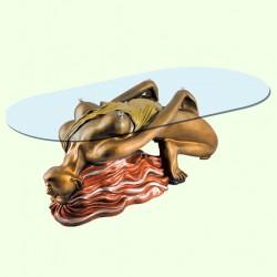 Стеклянный столик Искушение