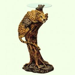 Стеклянный столик Ягуар (Б)