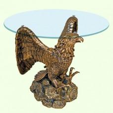 Стеклянный столик Орел (М)