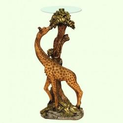 Стеклянный столик Жираф (Б)