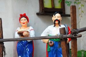 Скульптуры казаков: где используются и почему так популярны?