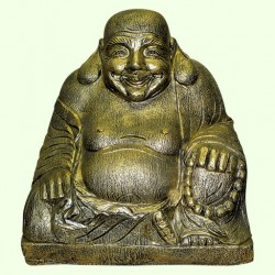 Большая копилка Будда