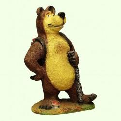 Большая копилка Медведь