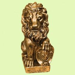 Скульптуры львов и медведей (16)