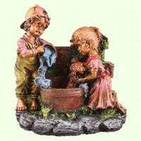 Подставка для цветов Детство