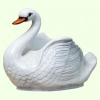 Подставка для цветов Лебедь (М)