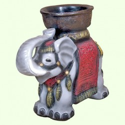 Подставка для цветов Слон