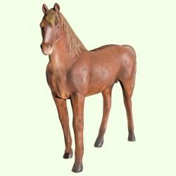 Набивная фигура Конь