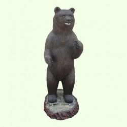 Набивная фигура Медведь