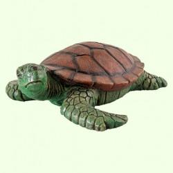 Фонтан для садового пруда Черепаха морская