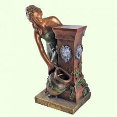 Декоративный фонтан Афина
