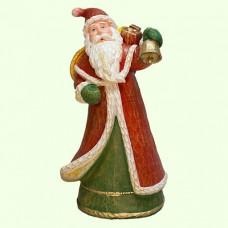 Новогодняя фигура Дед Мороз с корзиной