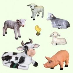 Фигурки животных для Вертепа