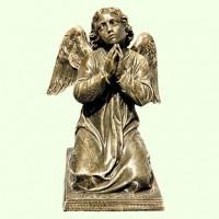 Садовая фигура Ангел молящийся