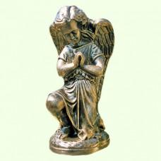 Садовая фигура Ангел скорбящий