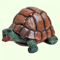 Садовая фигура Черепаха гурман