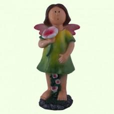 Садовая фигура Фея цветочная