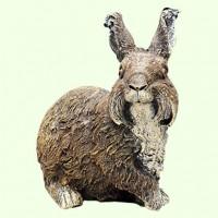 Садовая фигура Кролик декоративный