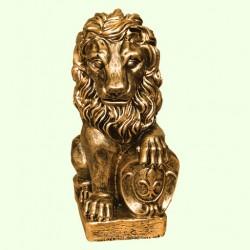 Садовая фигура Лев правый