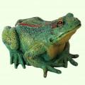 Садовая фигура Лягушка озерная