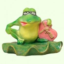 Садовая фигура Влюбленный жаб
