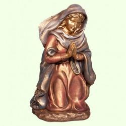Статуэтка Божья Матерь на коленях