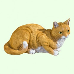 Урна для праха Кошка рыжая
